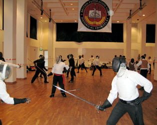 The British Federation for Historical SwordplayWelcome to